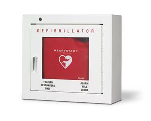 Philips-AED-Cabinet-Basic-med