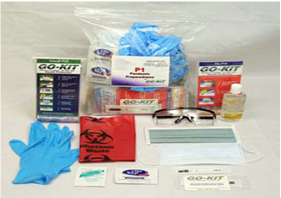 andemic kit